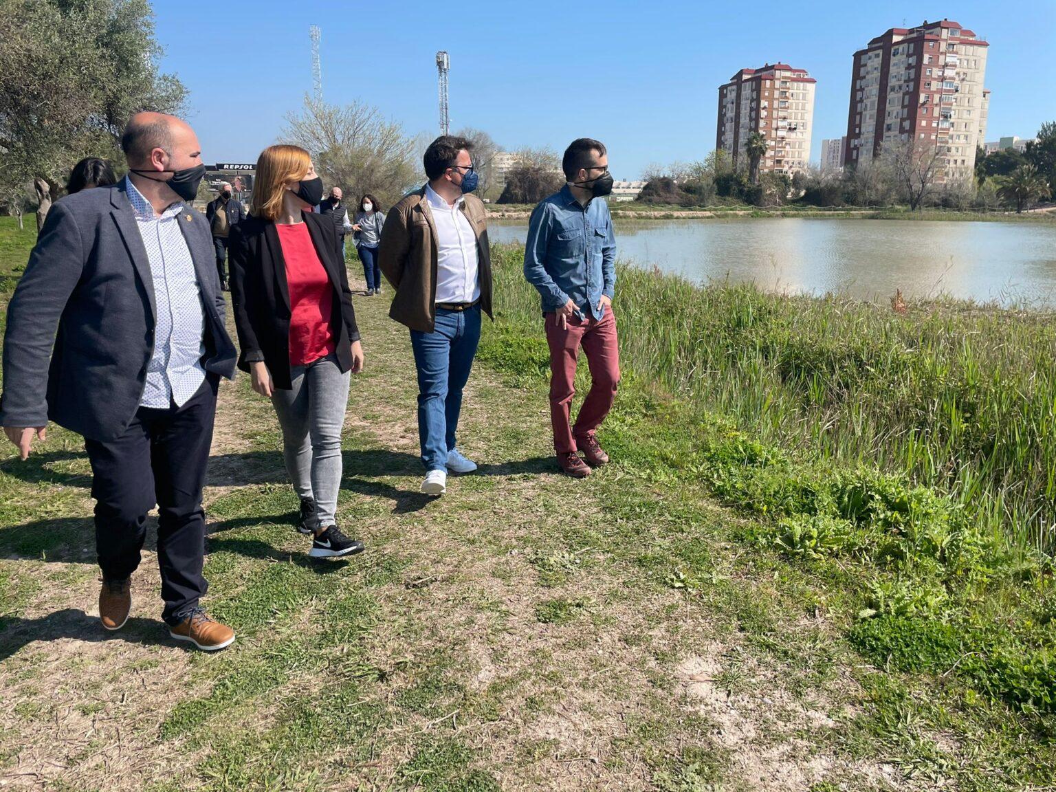 Massamagrell recupera su marjal gracias al programa de restauración ambiental de la Diputació